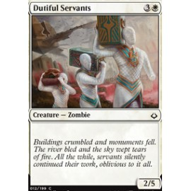 Dutiful Servants