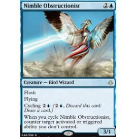 Nimble Obstructionist