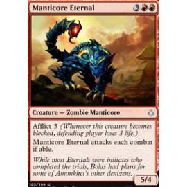Manticore Eternal