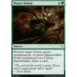 Nissa's Defeat
