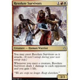 Resolute Survivors
