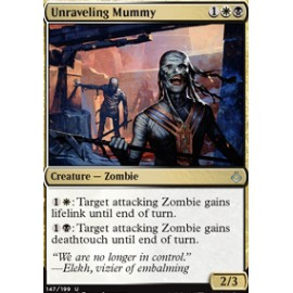 Unraveling Mummy