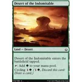 Desert of the Indomitable