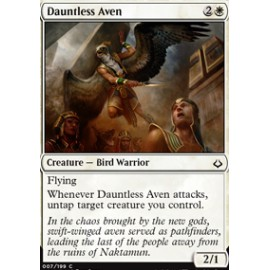 Dauntless Aven FOIL