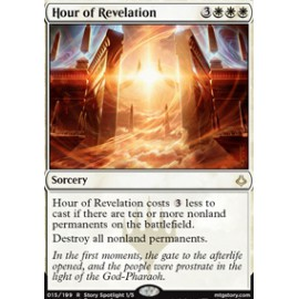 Hour of Revelation FOIL