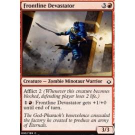 Frontline Devastator FOIL