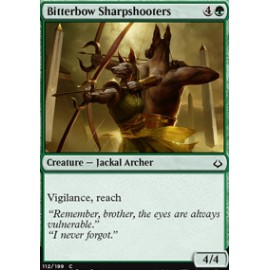 Bitterbow Sharpshooters FOIL