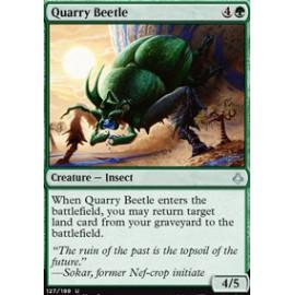 Quarry Beetle FOIL