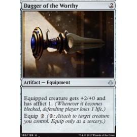 Dagger of the Worthy FOIL