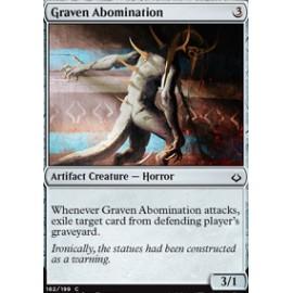 Graven Abomination FOIL