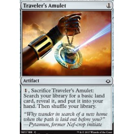 Traveler's Amulet FOIL