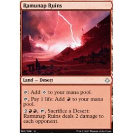 Ramunap Ruins FOIL