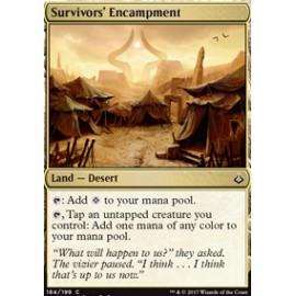Survivors' Encampment FOIL