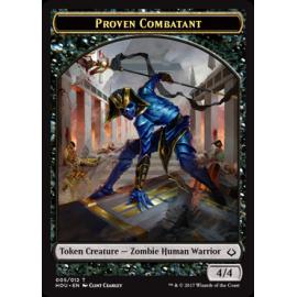 Proven Combatant 4/4 Token - HOU