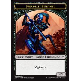 Steadfast Sentinel 4/4 Token - HOU