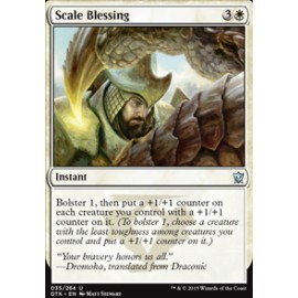 Scale Blessing