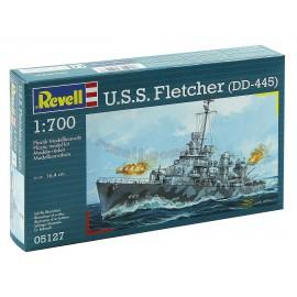 U.S.S. Fletcher (DD-445)