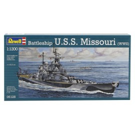Battleship U.S.S. Missouri(WWII)