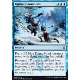 Ojutai's Summons