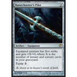 Runechanter's Pike (Innistrad)
