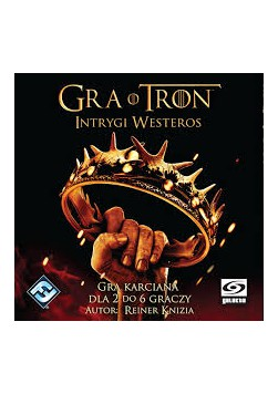 GRA o TRON HBO - Intrygi Westeros