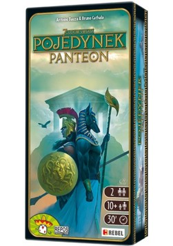 7 Cudów Świata: Pojedynek - Panteon