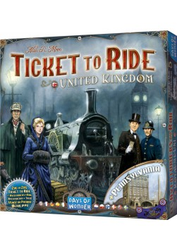 Wsiąść do pociągu: Wielka Brytania / Pensylwania