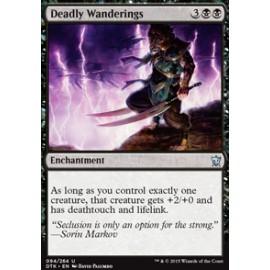 Deadly Wanderings