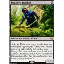 Deadeye Tracker