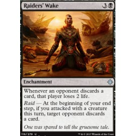 Raiders' Wake