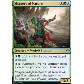 Shapers of Nature