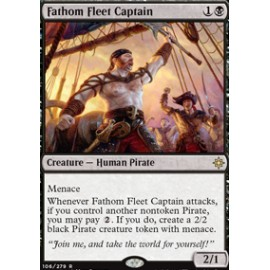 Fathom Fleet Captain FOIL