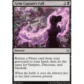 Grim Captain's Call FOIL
