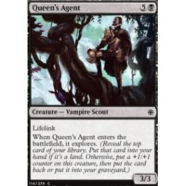 Queen's Agent FOIL