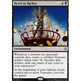 Revel in Riches FOIL