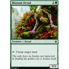 Blossom Dryad FOIL