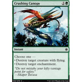 Crushing Canopy FOIL