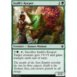 Ixalli's Keeper FOIL
