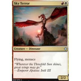Sky Terror FOIL