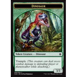 Dinosaur 3/3 Token 05 - XLN