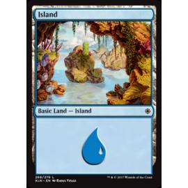 Island Ixalan FOIL 266