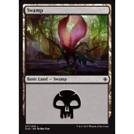 Swamp Ixalan FOIL 271