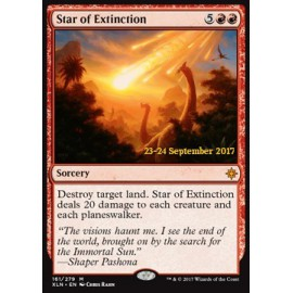 Star of Extinction PROMO PRERELEASE