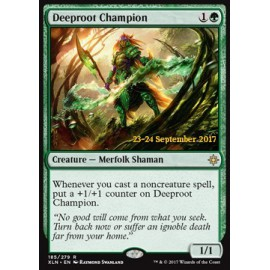 Deeproot Champion PROMO PRERELEASE