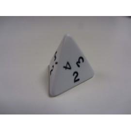 Kostka K4 - biała