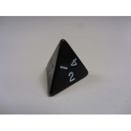 Kostka K4 - czarna
