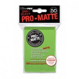 Koszulki PRO-MATTE Limokowe 50 szt. - Ultra Pro