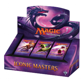 Booster Box Iconic Masters [PREORDER]