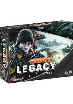 Pandemic Legacy (Pandemia) - Sezon 2 - Edycja czarna