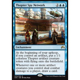Thopter Spy Network